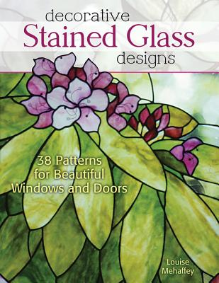 Decorative Stained Glass Designs By Mehaffey, Louise